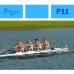 Лодка четверка 4х, 4-