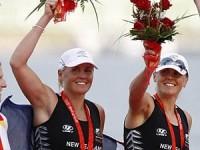 Новозеландские олимпийские призеры по гребле