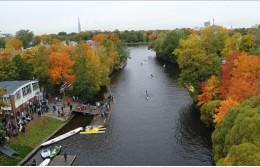 3 октября 2021г. состоится Санкт-Петербургский осенний гребной марафон